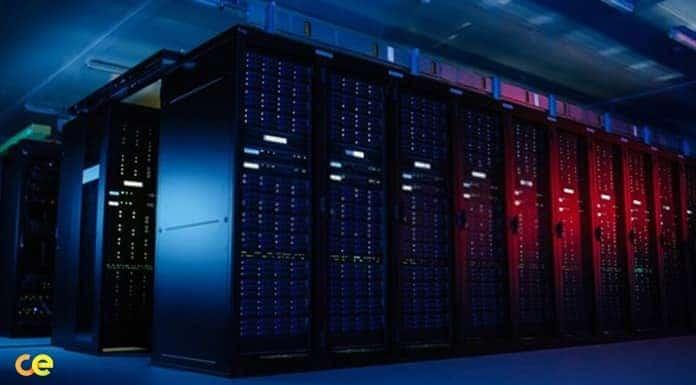 server microcomputer